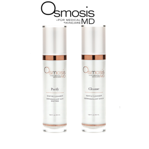 Osmosis cleanser