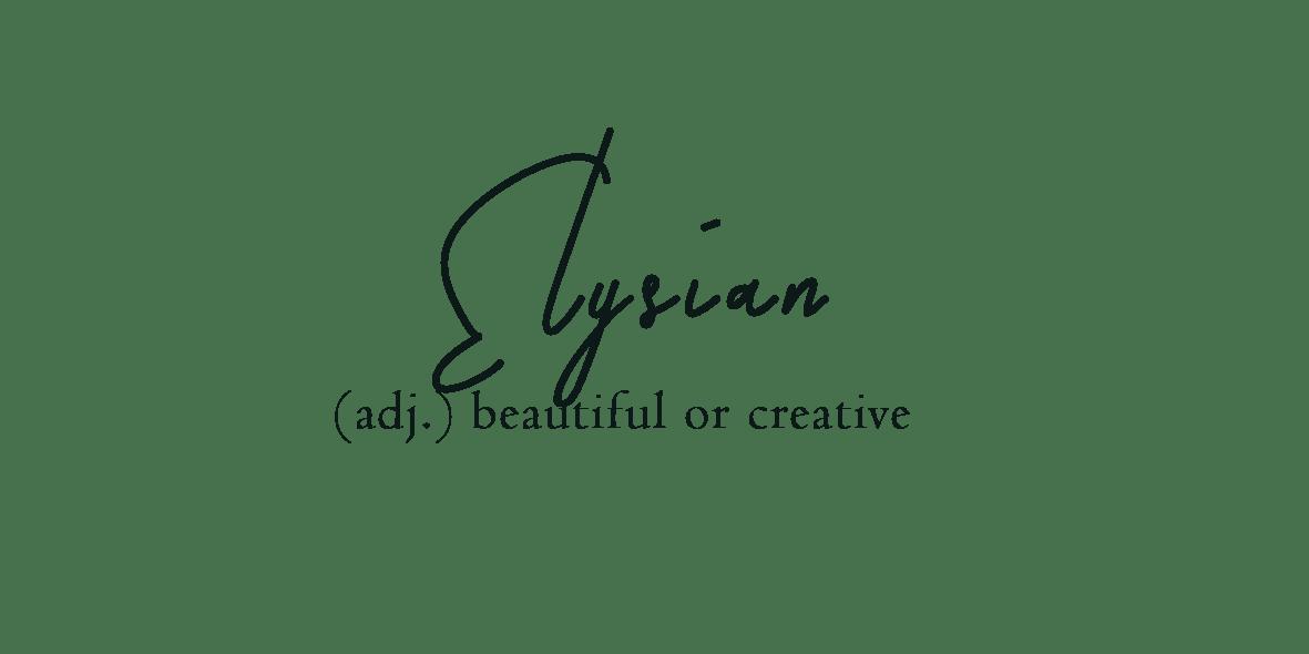 Aesthetica Elysian