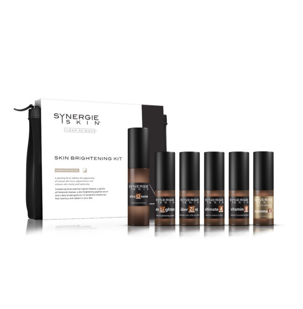 Synergie Skin Brightening Kit at Aesthetica