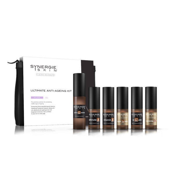 Synergie Ultimate Anti Ageing Kit at Aesthetica