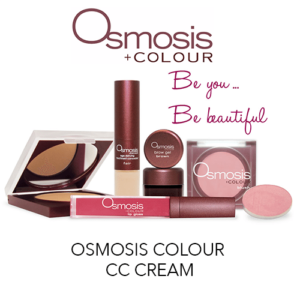 Osmosis CC cream at Aesthetica Image Centre