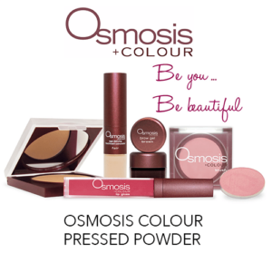 Osmsosis MD colour pressed powder